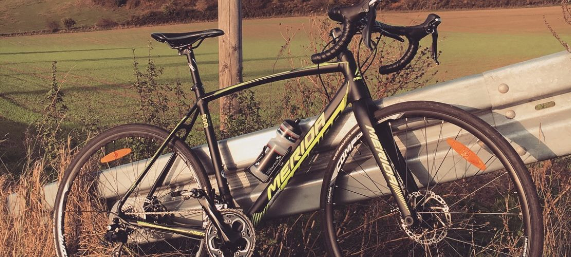 Cyclocross Merida 500 SE