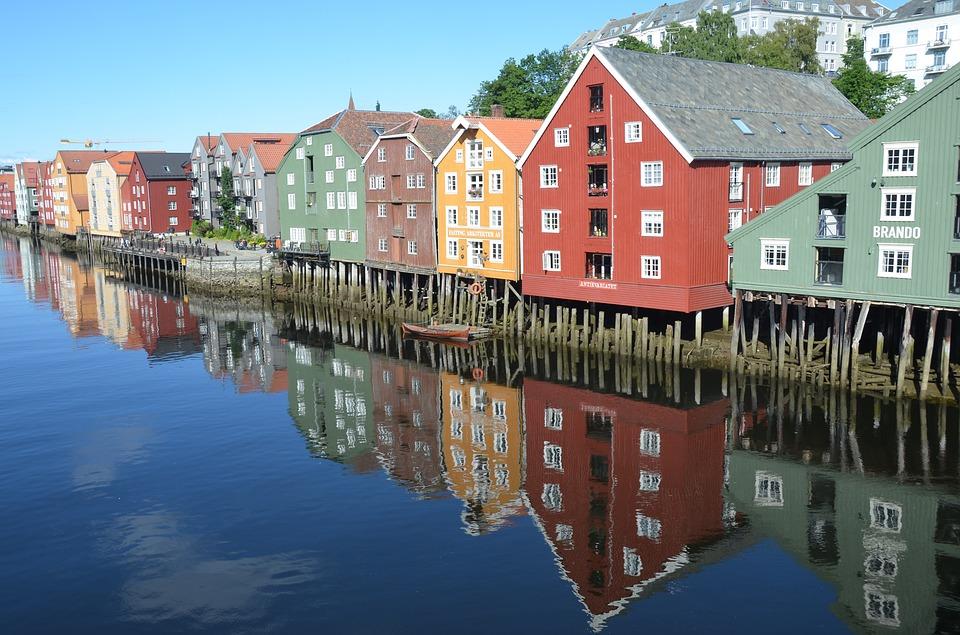 Trondheim (Foto by Pixabay)